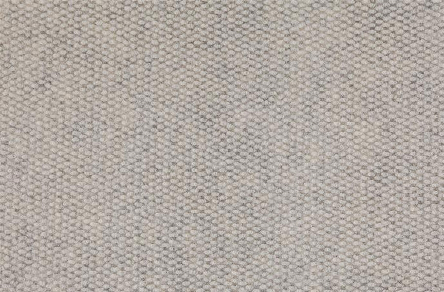Premium Hobnail Carpet Tiles - Oatmeal