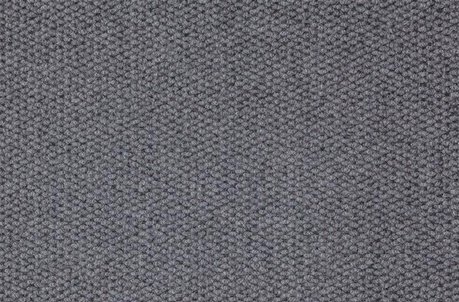 Premium Hobnail Carpet Tiles - Smoke