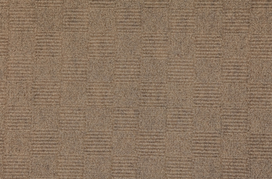 Weave Carpet Tiles - Chestnut