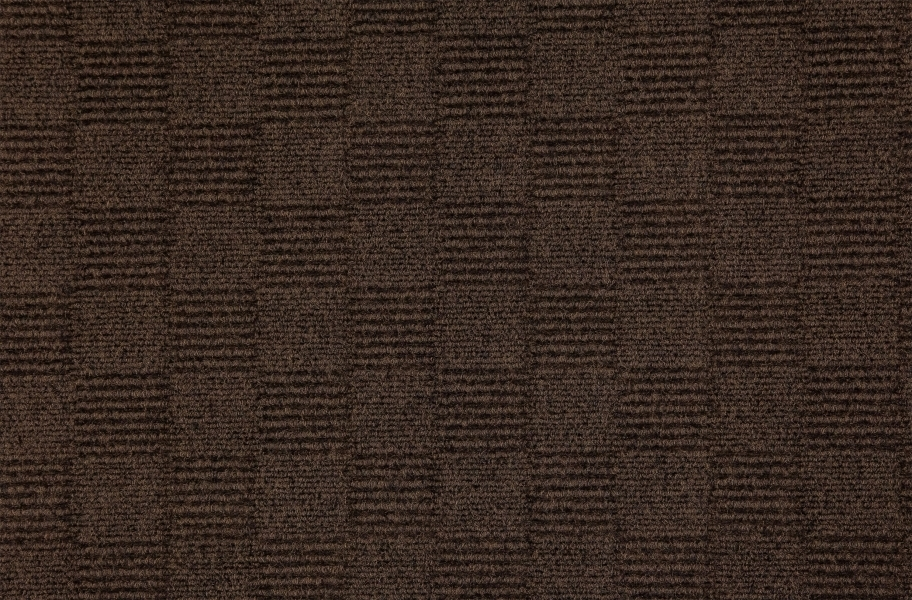 Weave Carpet Tiles - Mocha