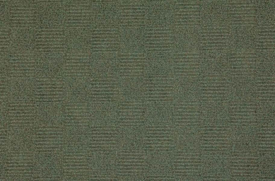 Weave Carpet Tiles - Olive
