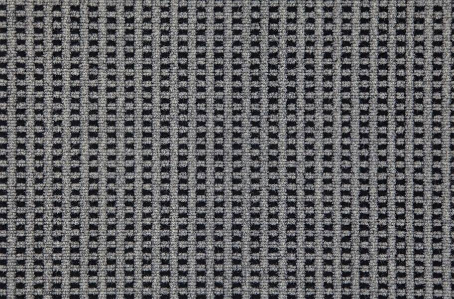 Interweave Carpet Tiles - Smoke
