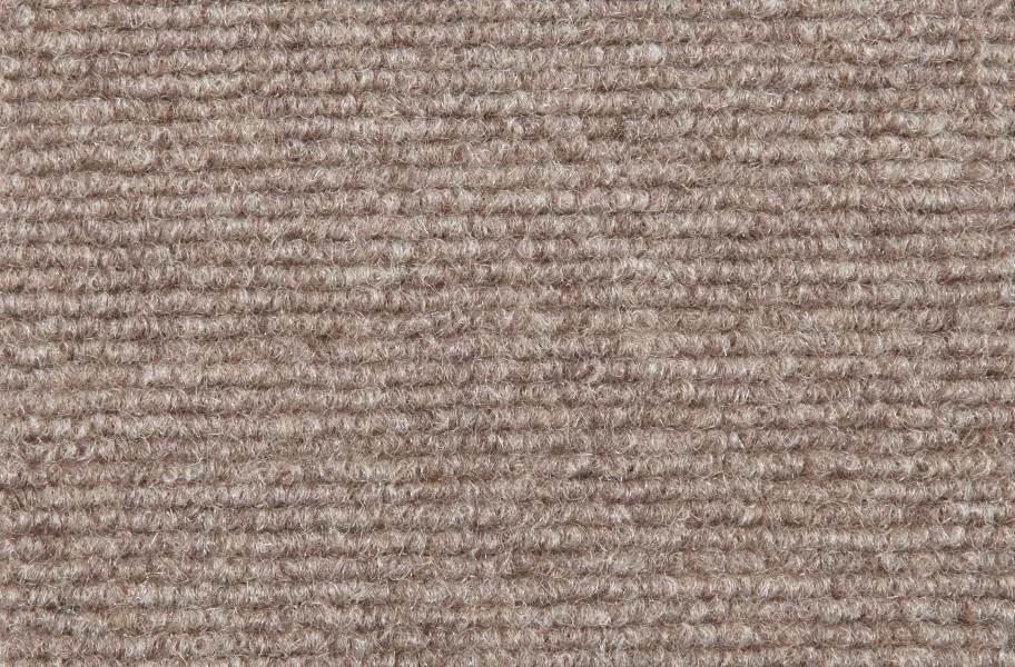 Ribbed Carpet - Taupe