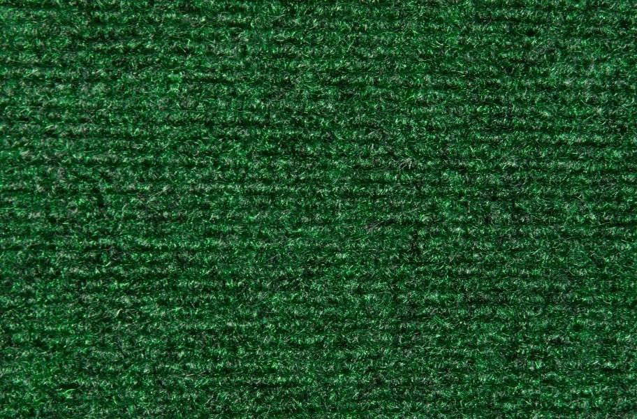 Ribbed Carpet - Heather Green