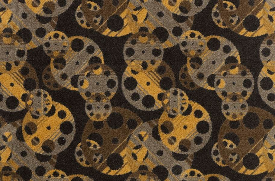 Joy Carpets Reeling Carpet - Brown