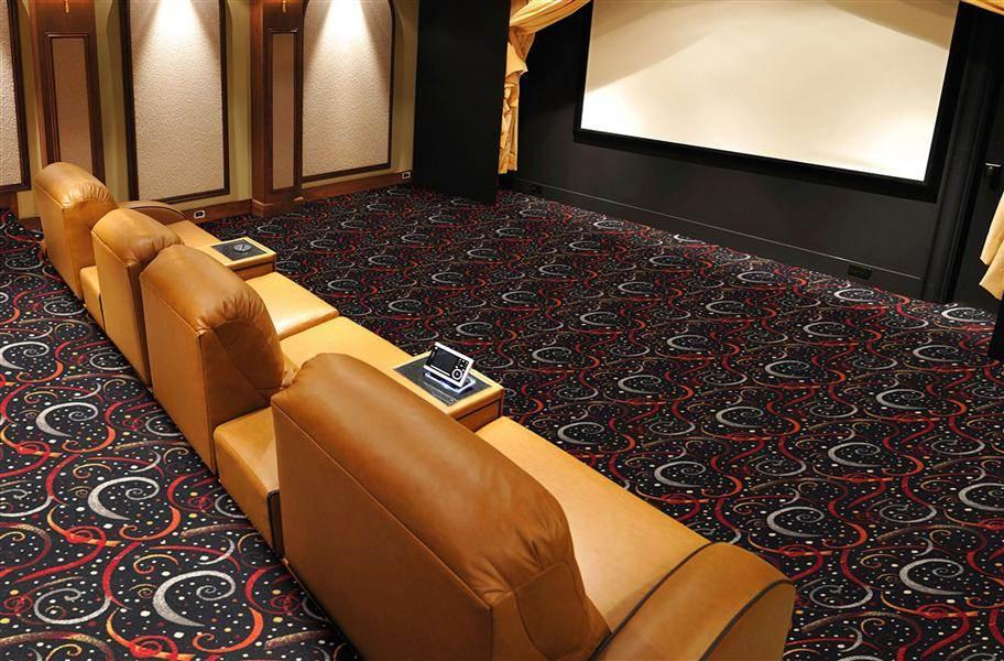 Joy Carpets Double Down Carpet - Black