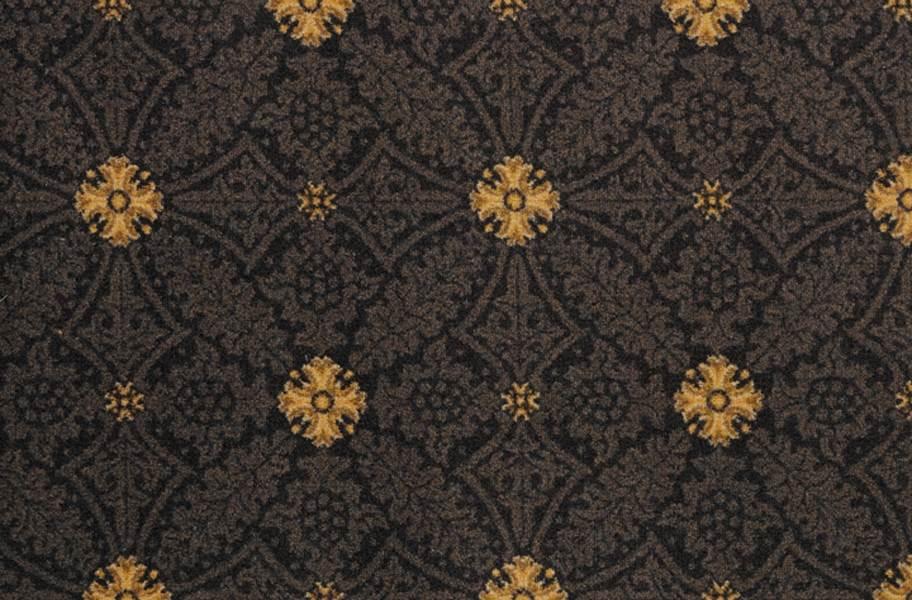 Joy Carpets Fort Wood Carpet - Brown