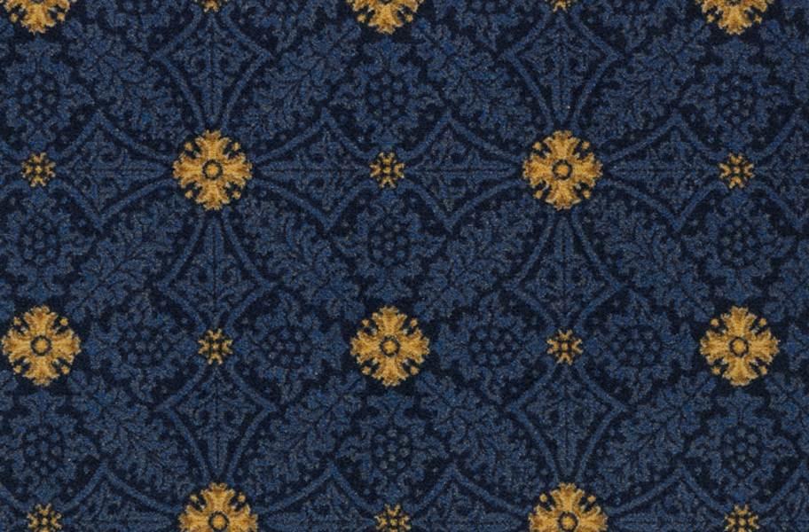 Joy Carpets Fort Wood Carpet - Navy