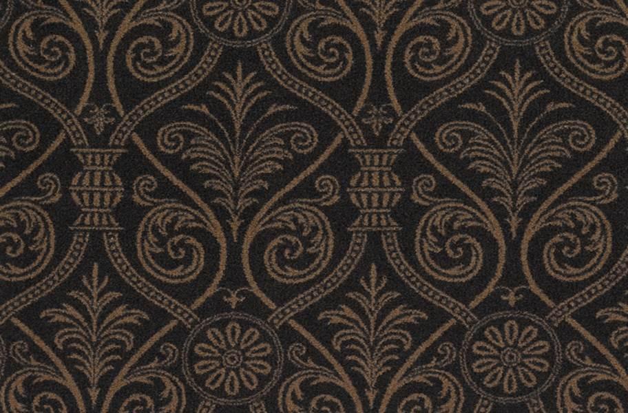 Joy Carpets Damascus Carpet - Brown