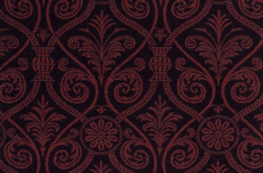 Joy Carpets Damascus Carpet - Burgundy