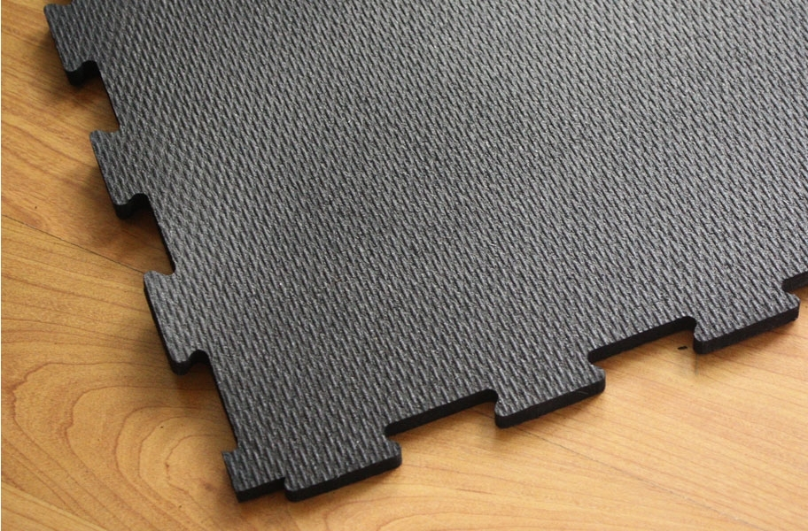"1/2"" Rubber Gym Tile - Center Tiles"