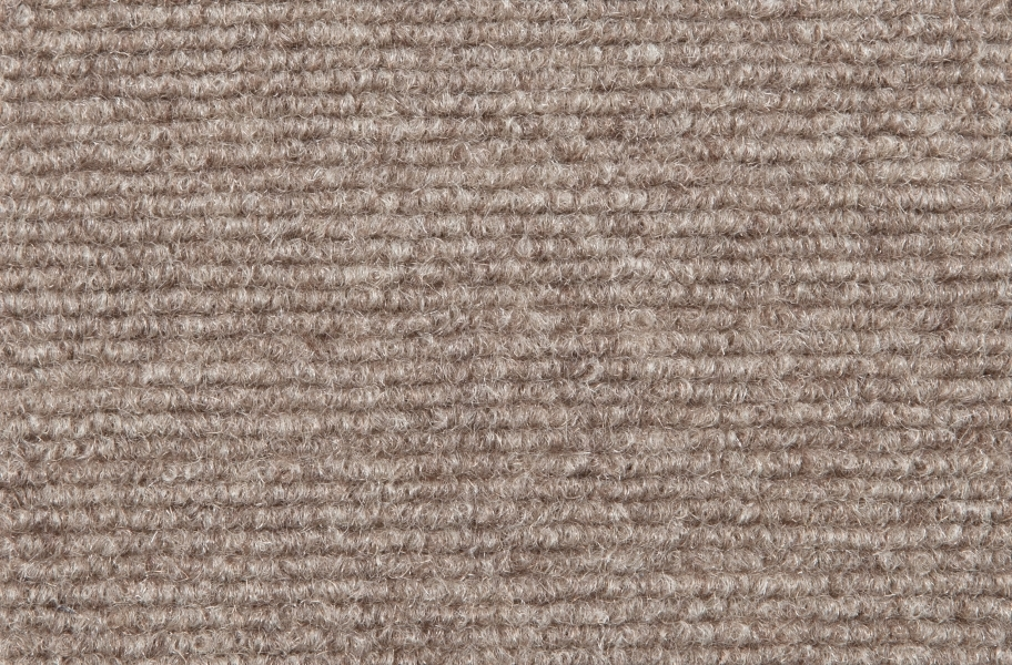 Ribbed Carpet - Taupe
