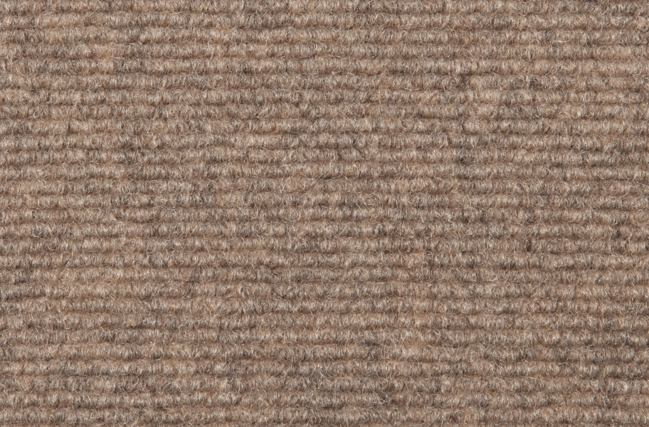 Ribbed Carpet - Chestnut