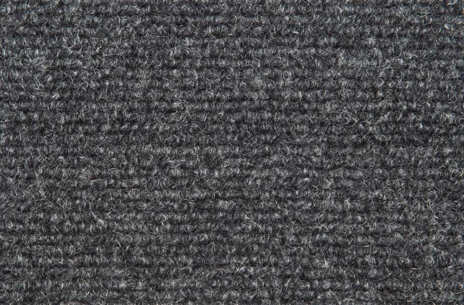 Ribbed Carpet - Heather Green