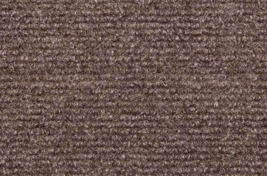 Ribbed Carpet - Espresso