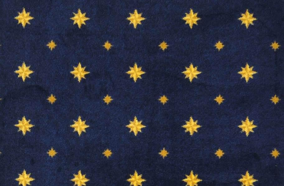 Joy Carpets Walk of Fame Carpet - Navy