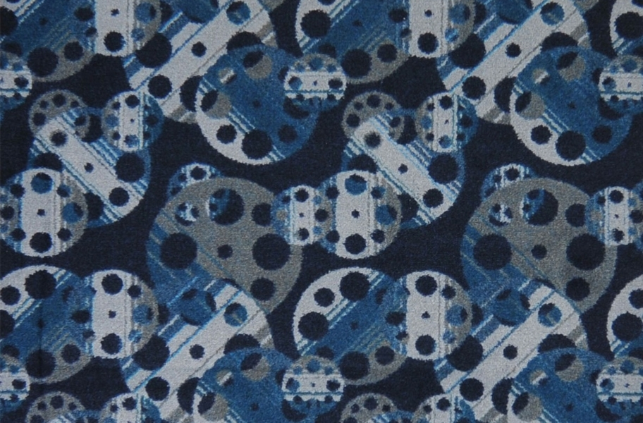Joy Carpets Reeling Carpet - Slate
