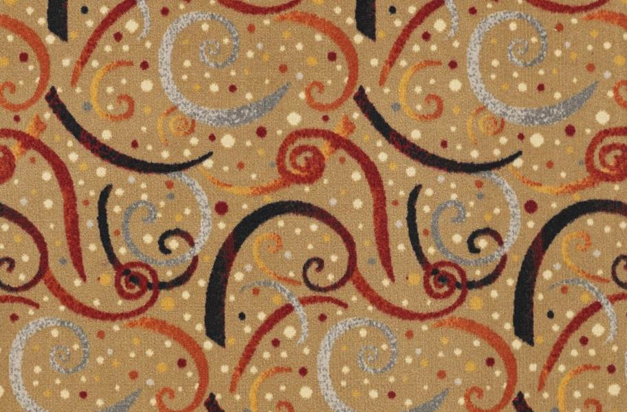 Joy Carpets Double Down Carpet - Tan