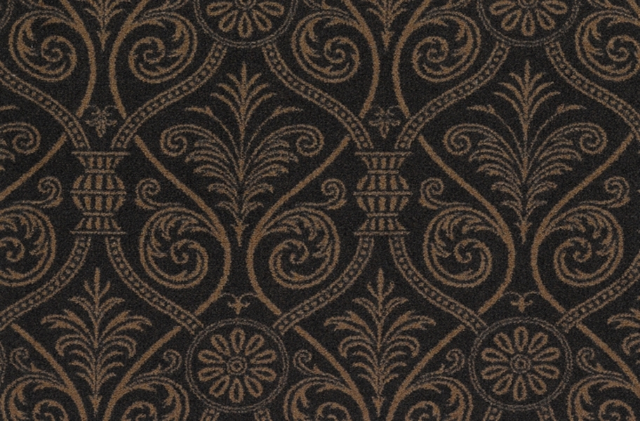 Joy Carpets Damascus Carpet - Brown