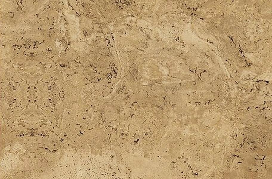 Stone Flex Tiles - Travertine Collection - Camel