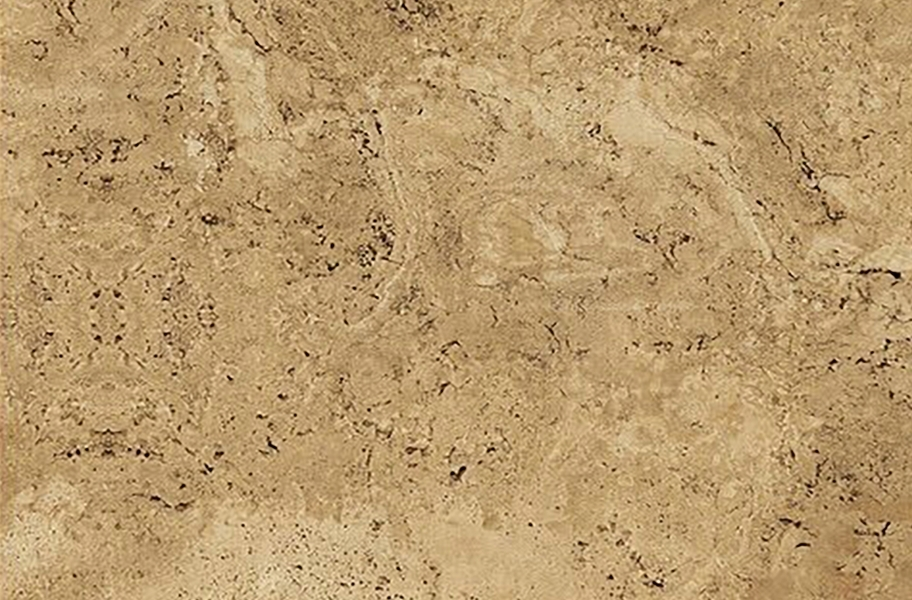 Stone Flex Tiles - Travertine Collection - Camel