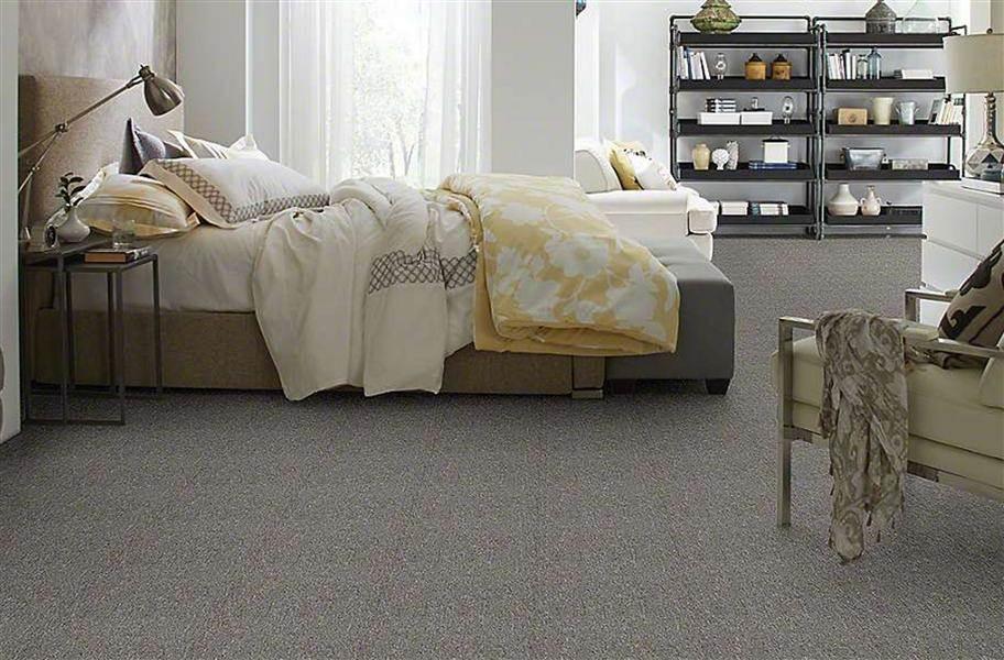 Shaw Neyland III Carpet - Cool Umber