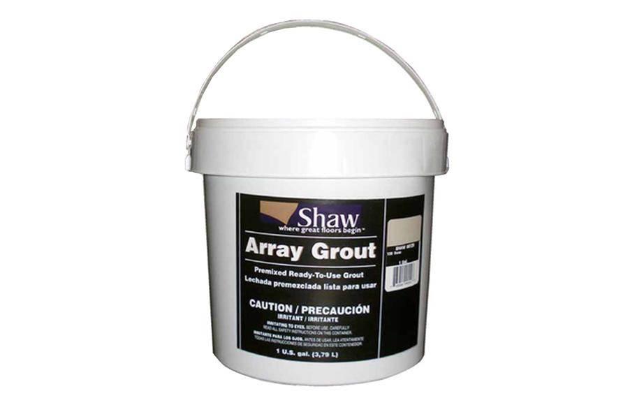 Shaw Array LVT Grout