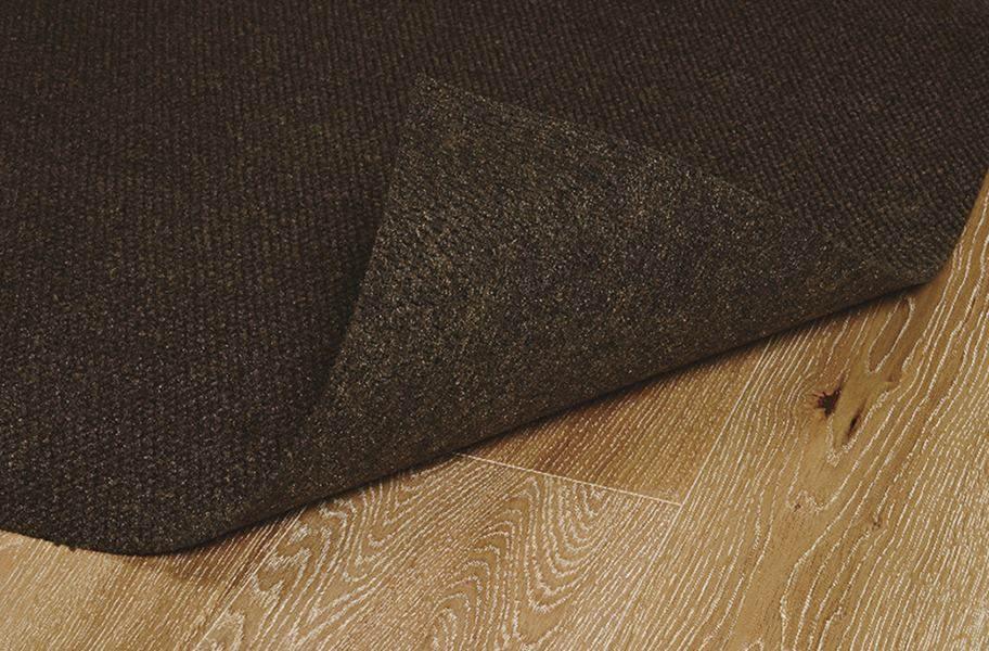 Hobnail Chocolate Indoor Outdoor Rugs