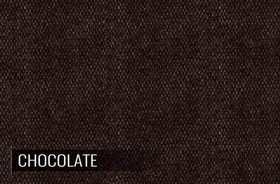 Hobnail Chocolate Indoor/Outdoor Area Rug