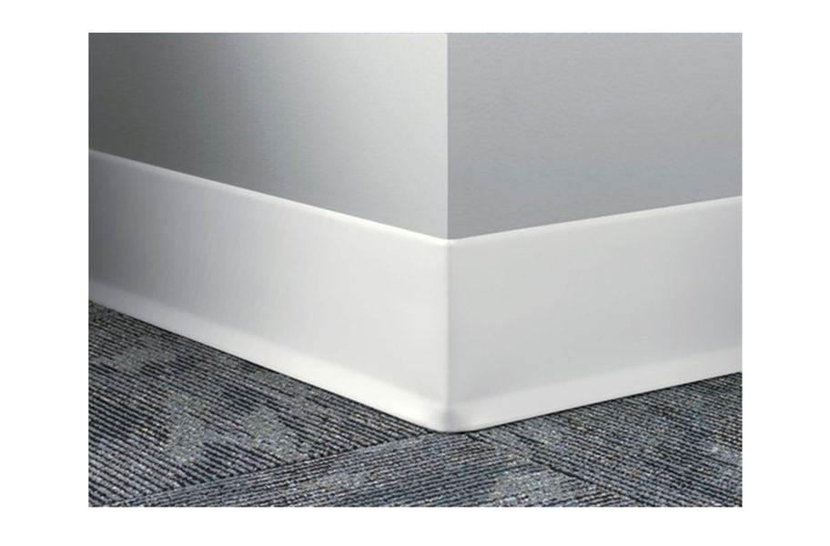 "Duracove 2.5"" x 3.2mm x 120' Rubber Wall Base"