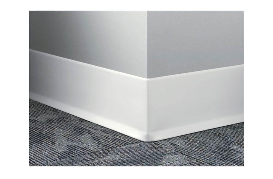 "Duracove 4"" x 3.2mm x 4' Rubber Wall Base"