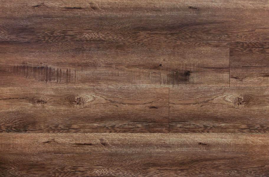 Montana Vinyl Planks - Burnished Pecan
