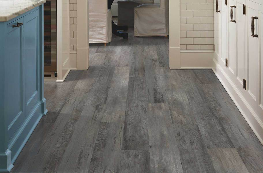 Mohawk Revelance Waterproof Vinyl Planks - Burnt Embers