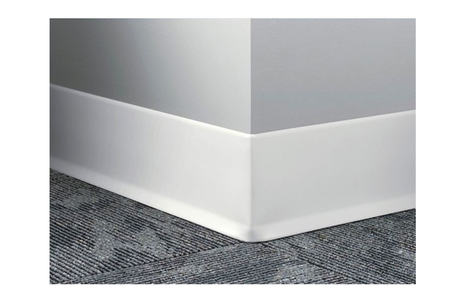 "Duracove 4"" x 3.2mm x 4' Rubber Wall Base"