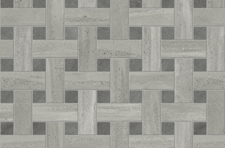 Tarkett Fresh Start 12' wide Vinyl Sheet - Cool Gray