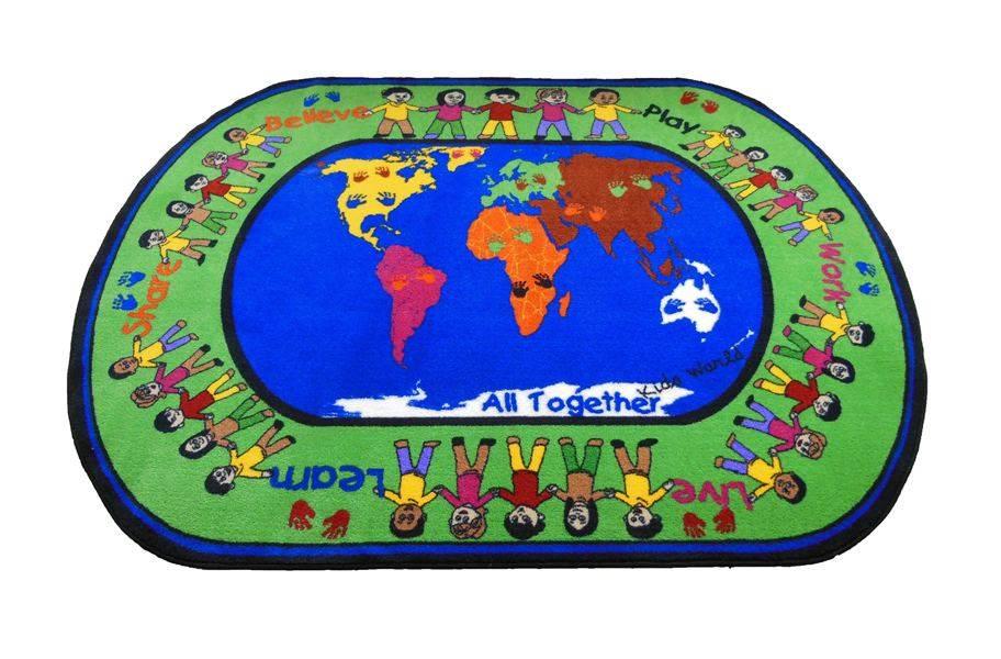 All Together Kids Rug