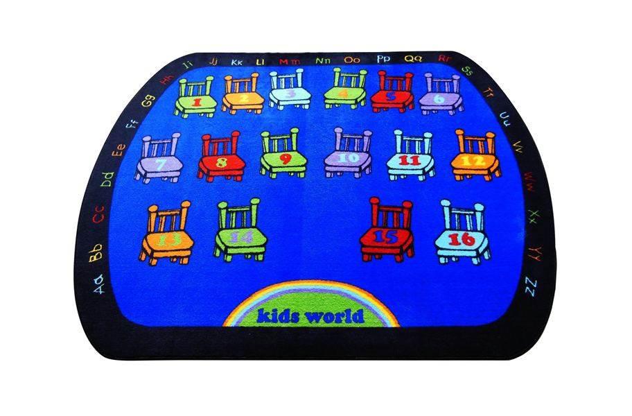 Chairs Kids Rug