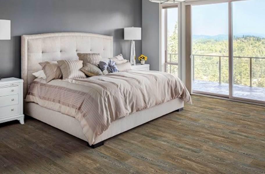 COREtec Plus HD Planks - Vineyard Barrel Driftwood