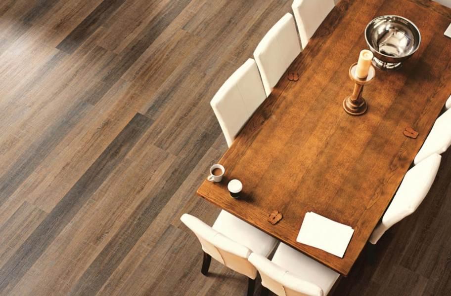 COREtec Plus Design Planks - Fascination Oak