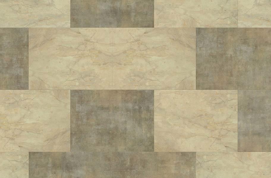 COREtec Plus Design Tiles - Venetian Marble