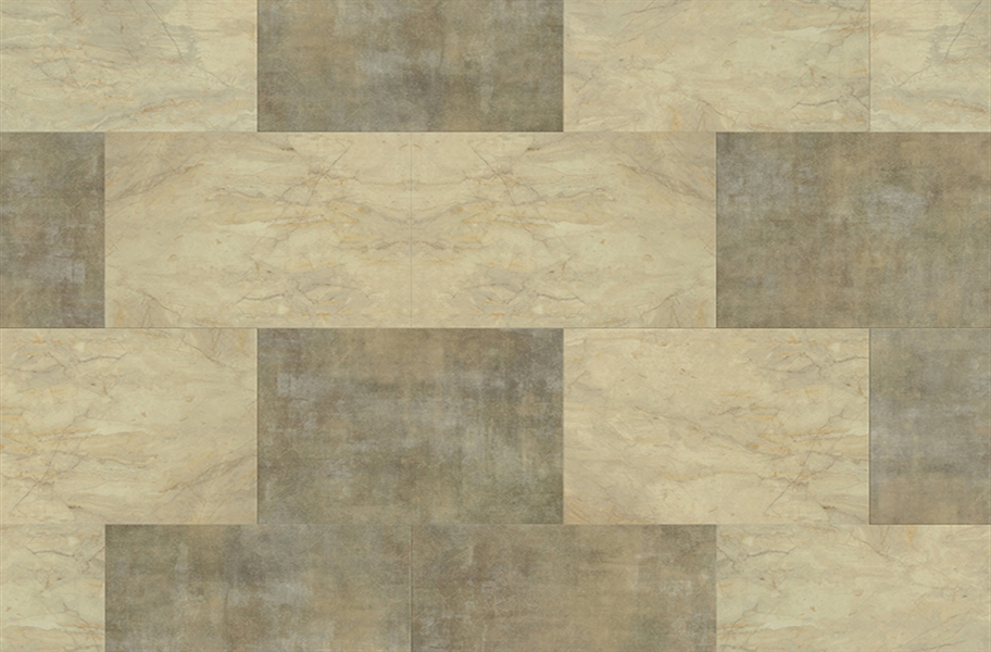 COREtec Plus Design Tiles - Venetian Marble