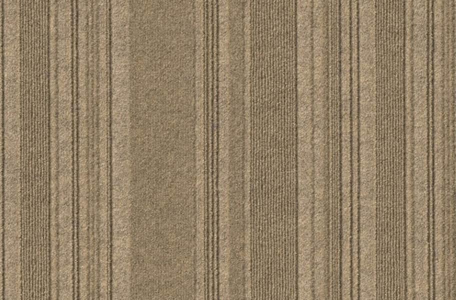 On Trend Carpet Tiles - Chestnut