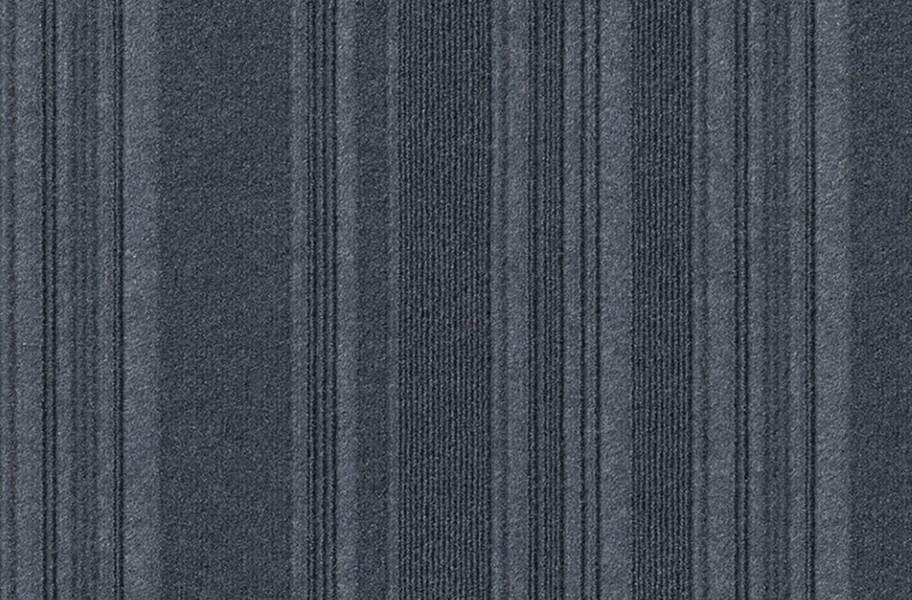 On Trend Carpet Tiles - Denim