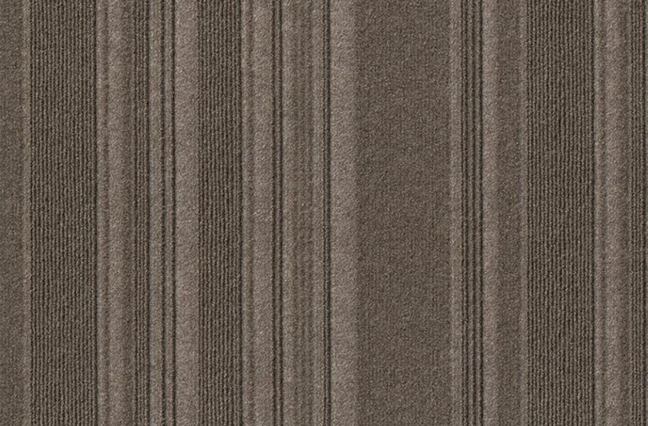 On Trend Carpet Tiles - Espresso
