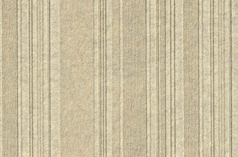 On Trend Carpet Tiles - Ivory