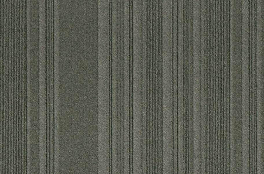 On Trend Carpet Tiles - Olive
