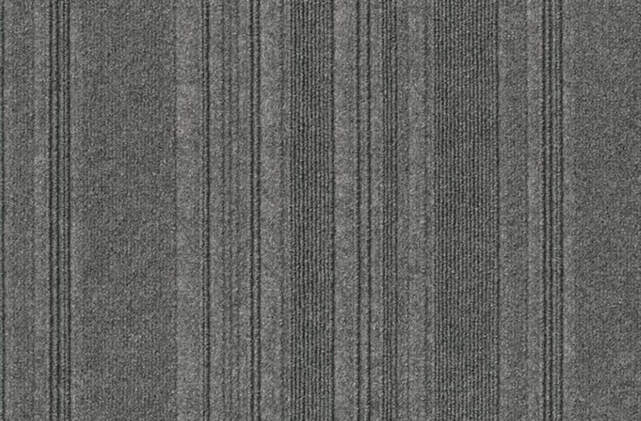 On Trend Carpet Tiles - Sky Grey
