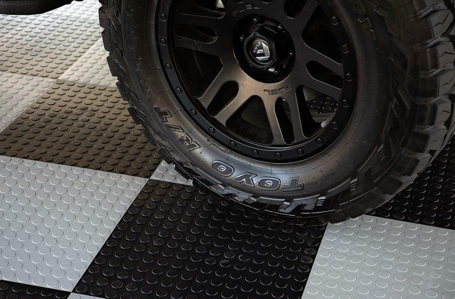 Coin Flex Nitro Tiles - Black