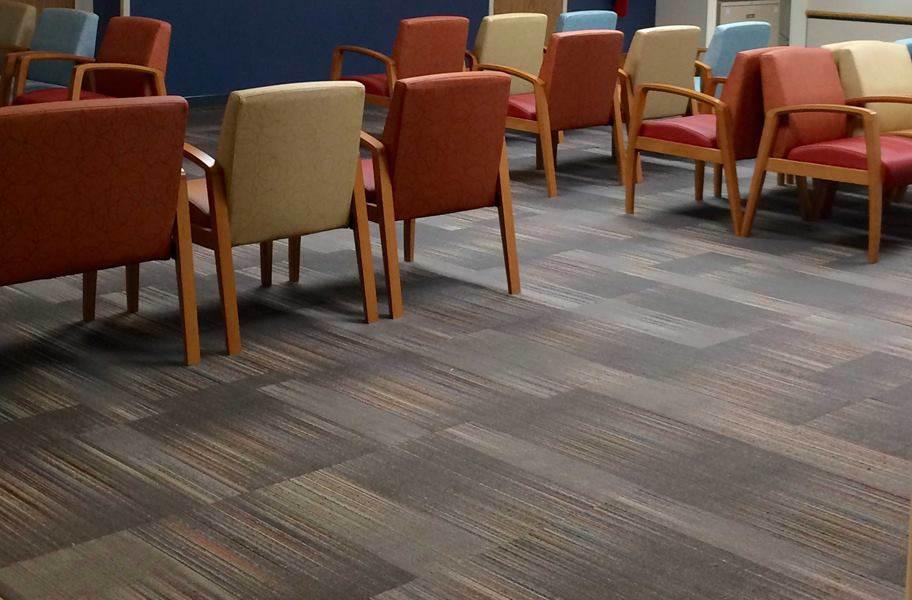 EF Contract Intermix Carpet Tile