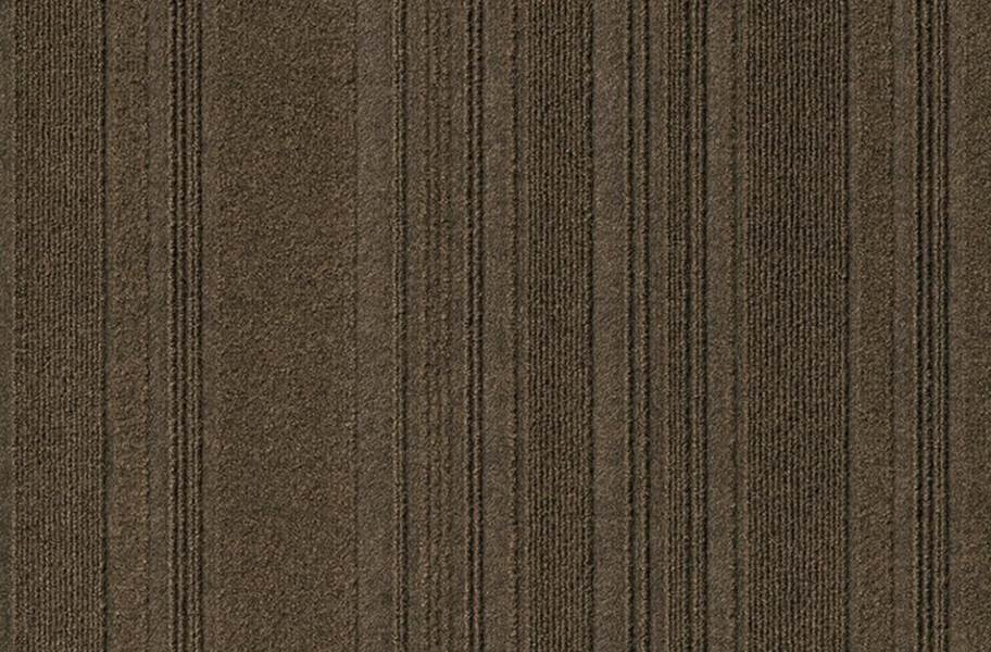 On Trend Carpet Tiles - Taupe